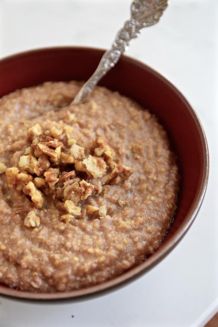Gluten Free Morning Millet