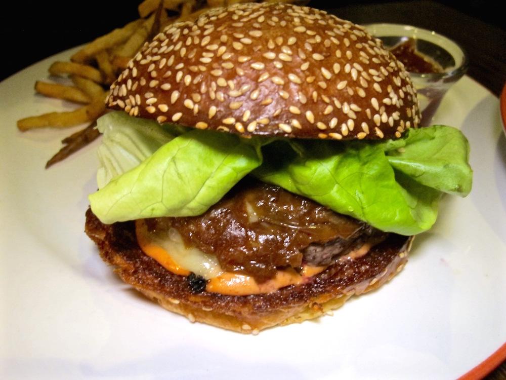 Belcampo burger