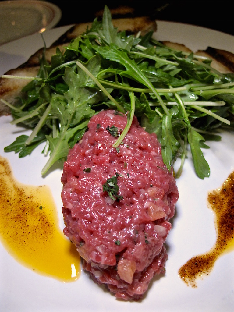 Belcampo Steak Tartare