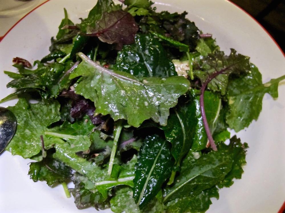 Belcampo kale salad