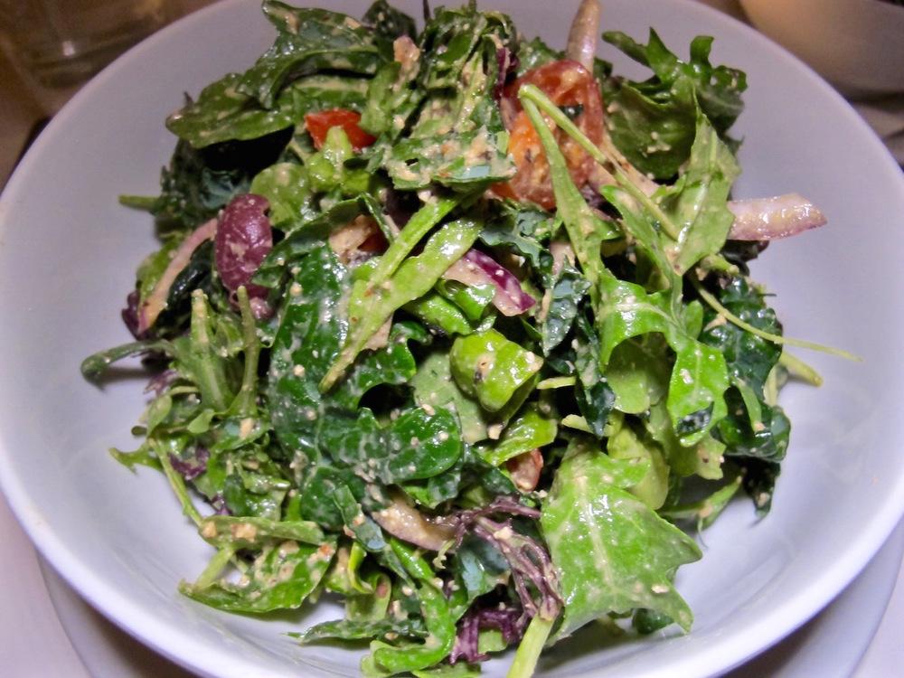Little Pine salad