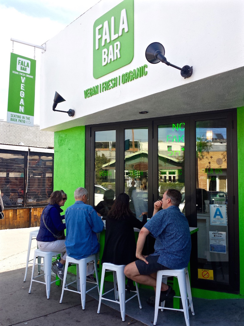 Fala Bar Abbot Kinney Venice | TastingPage.com