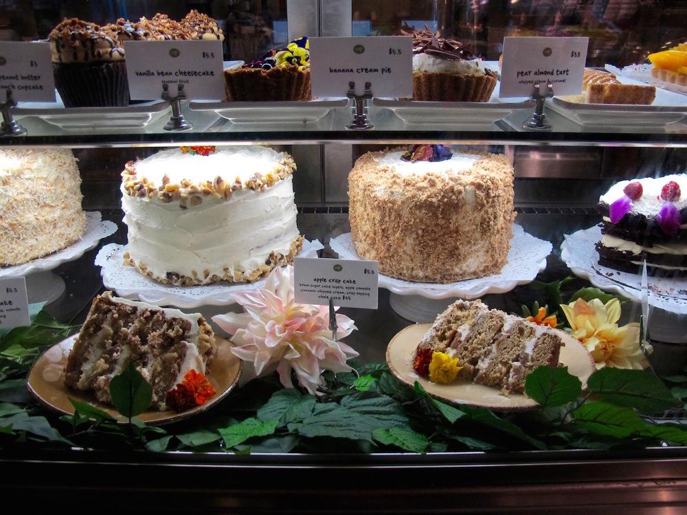 Urban Plates cakes