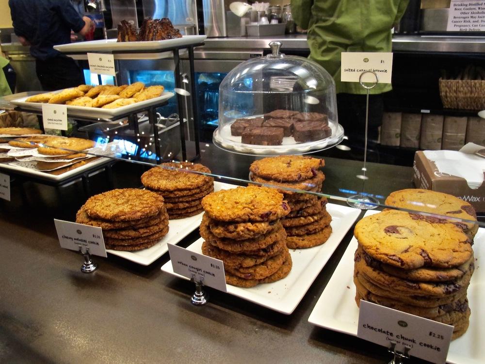 Urban Plates cookies