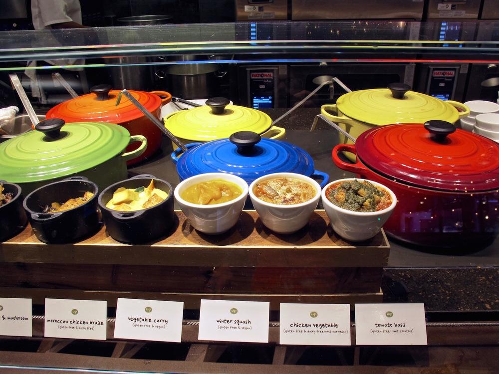 Urban Plates stews