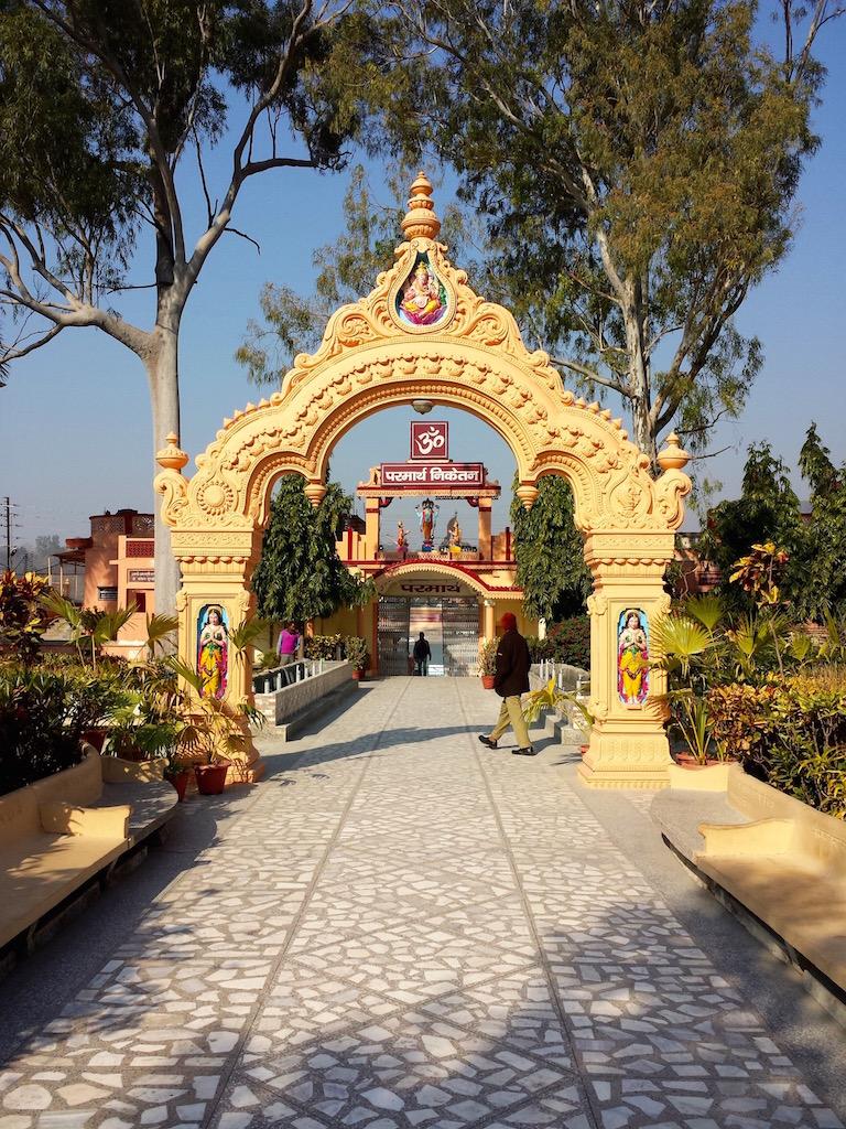 Parmarth Ashram India