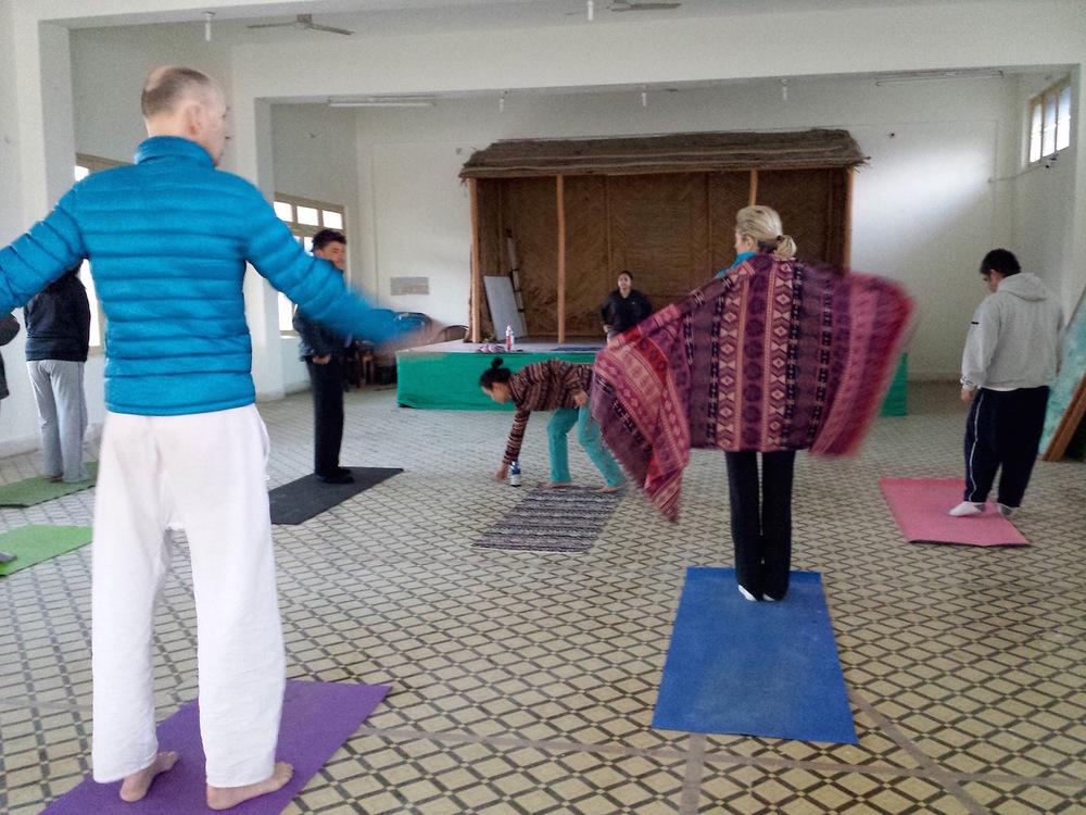 Parmarth Yoga