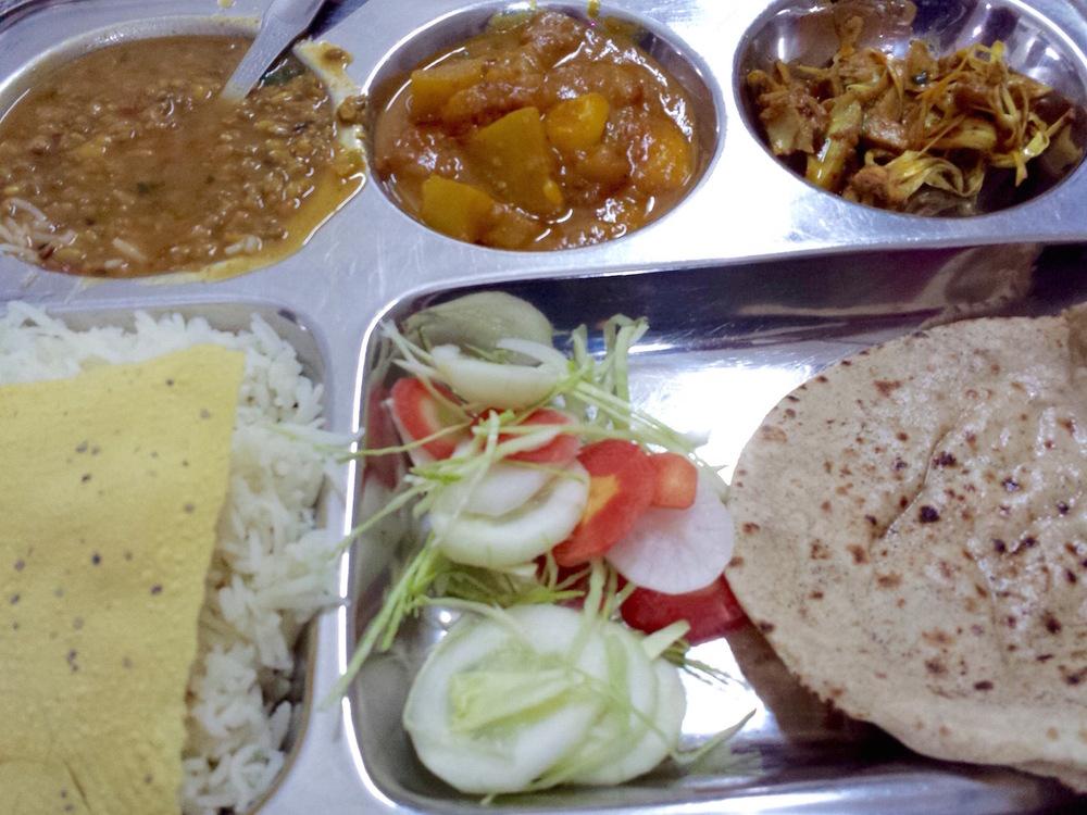 Parmarth food