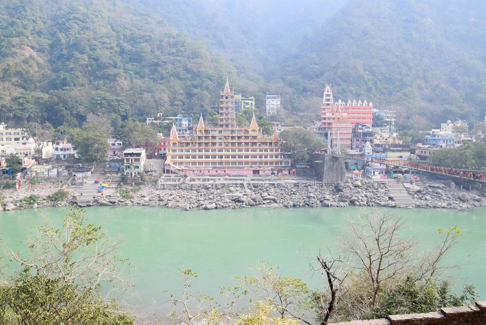 Ganga River Rishikesh India