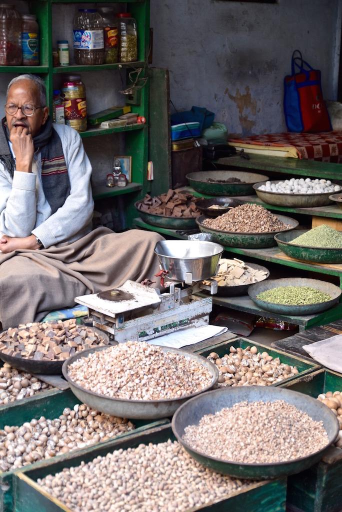 Delhi Market grains
