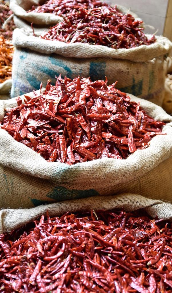 Delhi peppers