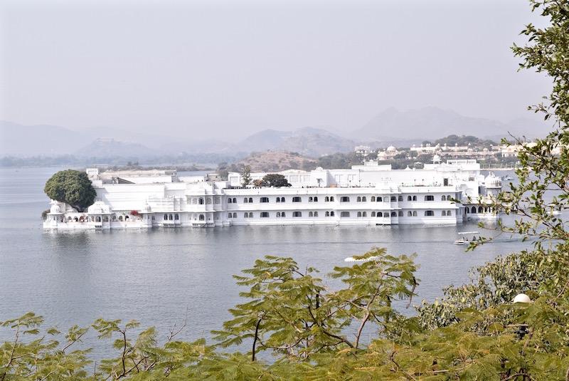 Taj Lake Palace Udaipur