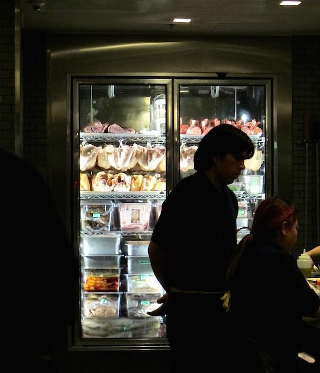 Otium's dry aged fridge.jpg