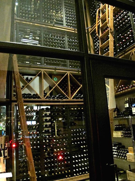 Otium's wine fridge.jpg