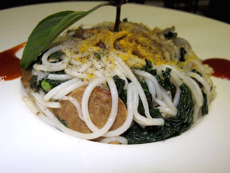 Au lac veg pasta