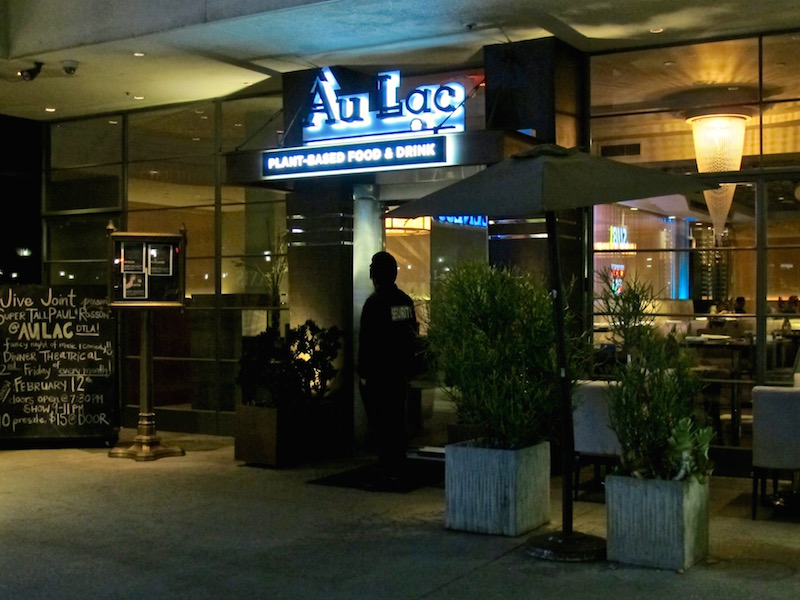 Au Lac downtown Los Angeles