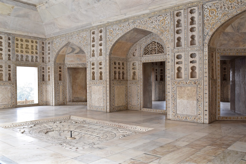 India's Agra Fort