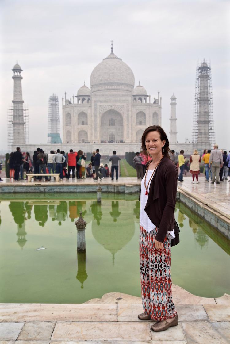 Tasting Page Taj Mahal