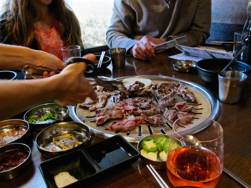 Hanjip Korean BBQ Culver City