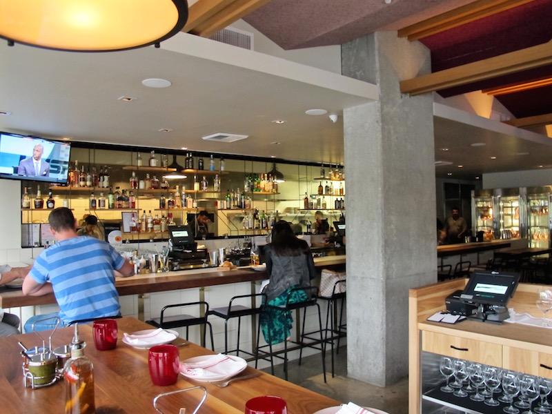 Charcoal Venice bar
