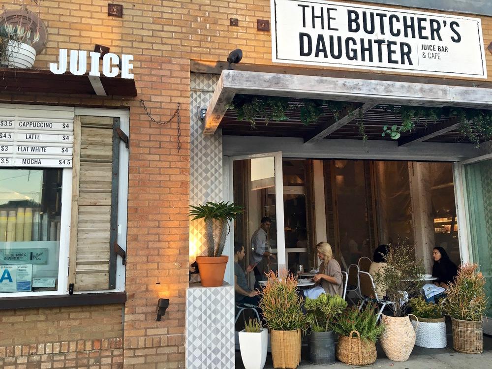 Butcher's Daughter Abbot Kinney Venice