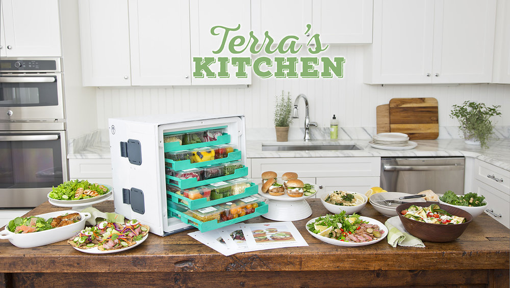 Terra's Kitchen meal delivery service