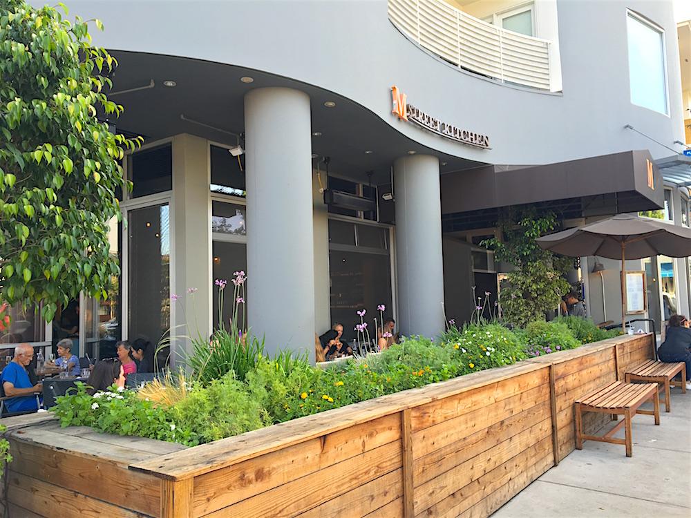 Main Street Santa Monica Restaurants