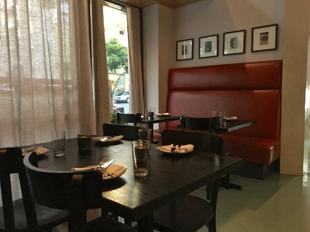 Erven Plant Based Restaurant Santa Monica | TastingPage.com