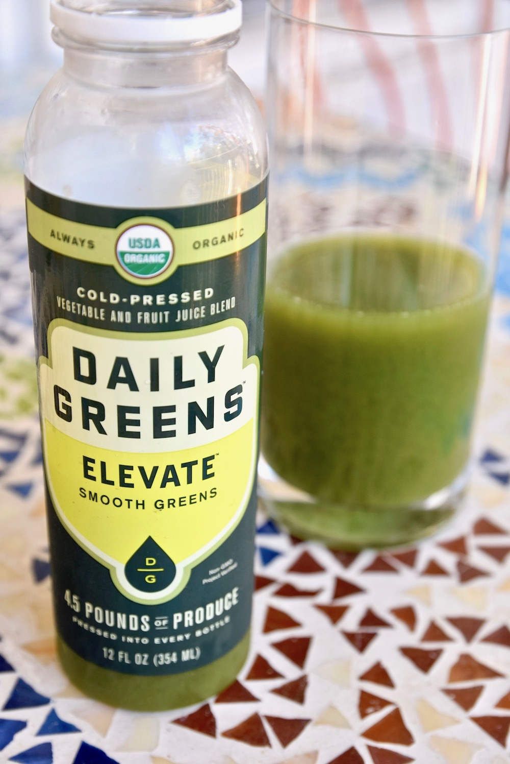 Daily Greens Elevate