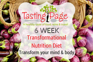 6 Week Transformational Nutrition Diet Program - transform your mind and body | TastingPage.com