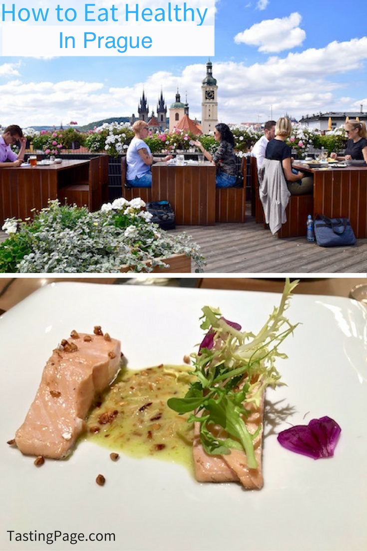 How to Eat Healthy in Prague with Food Allergies | TastingPage.com