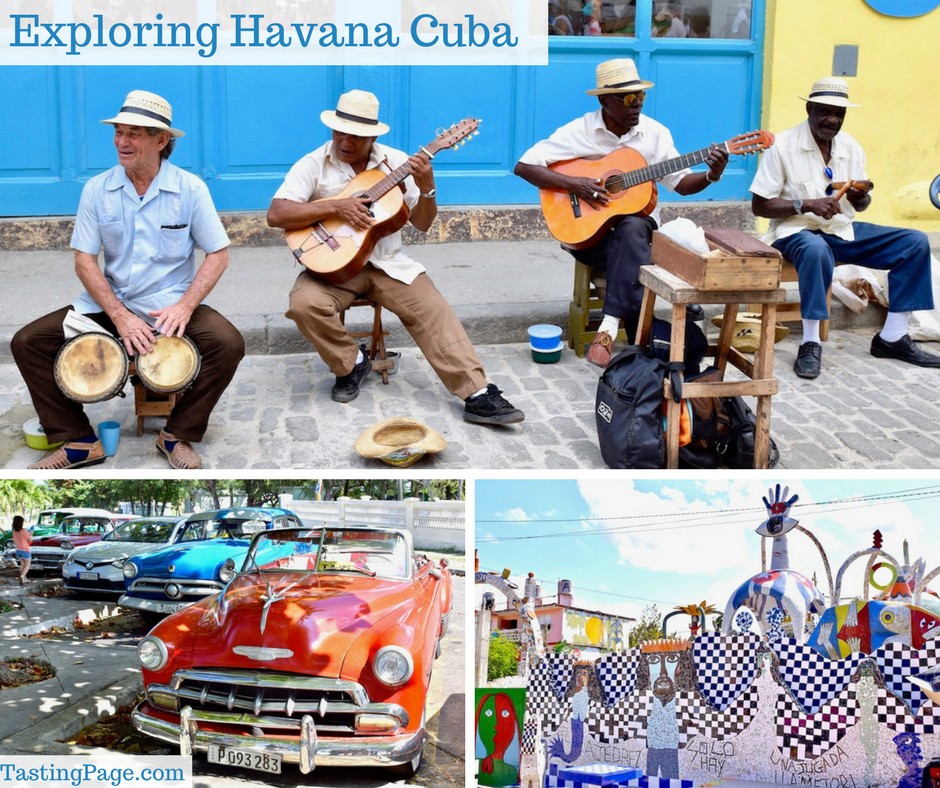 A first timers guide to exploring Havana Cuba