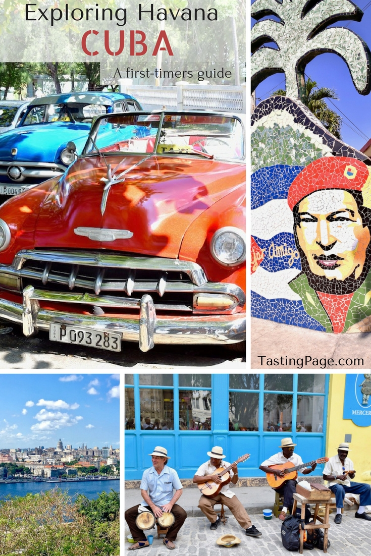 Exploring Havana Cuba - what to see and do while visiting Havana | TastingPage.com