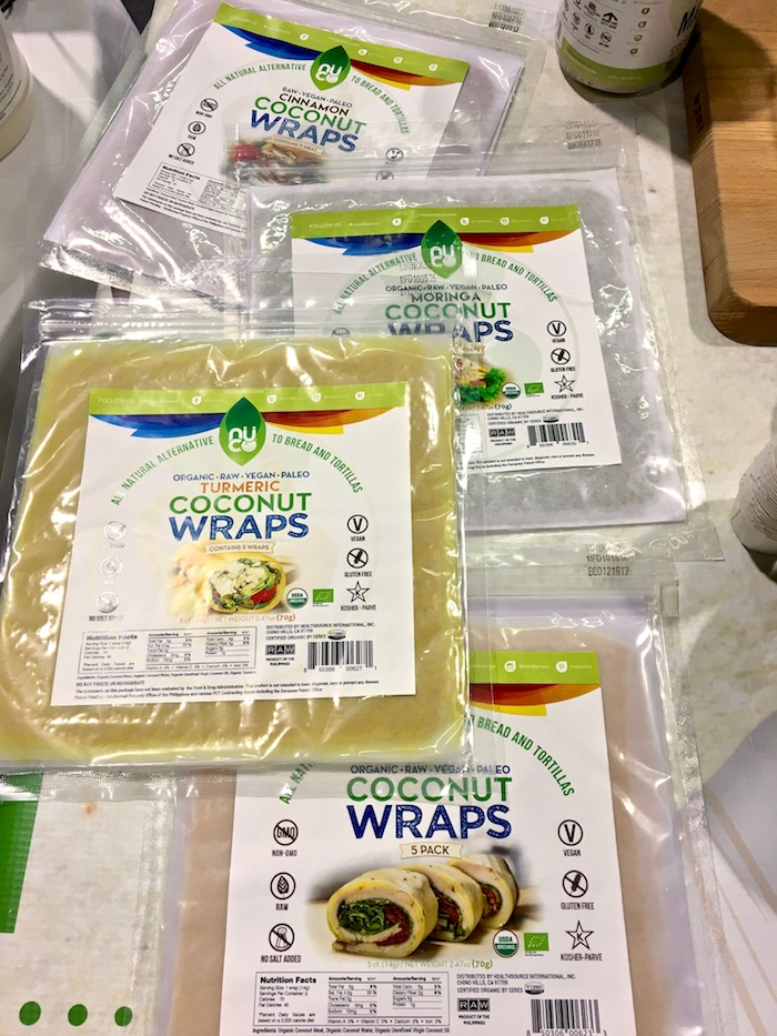 Expo West Coconut Wraps.jpg