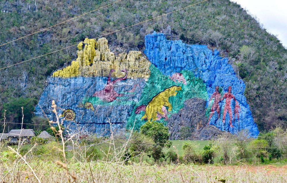 Visiting vinales cuba tasting page for Mural de la prehistoria