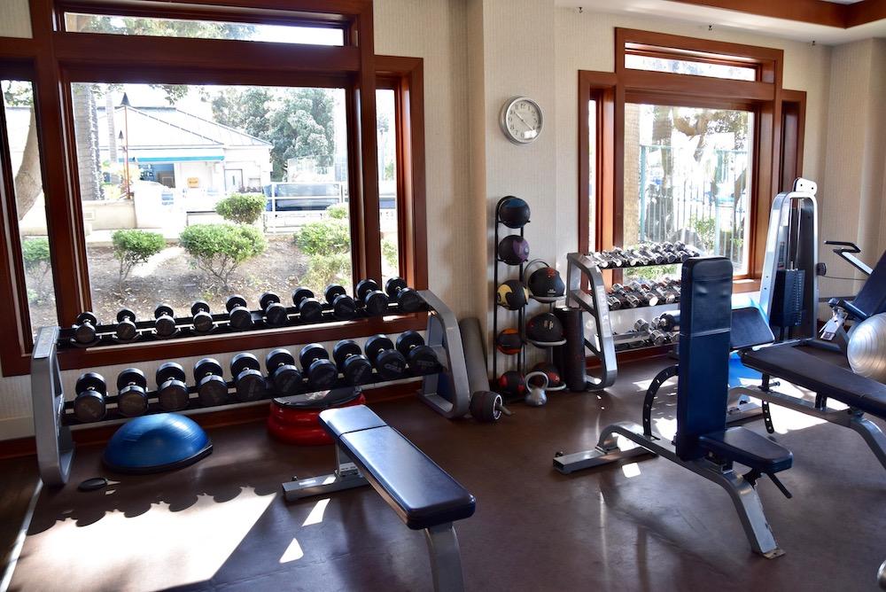 Ritz Marina del Rey gym.jpg