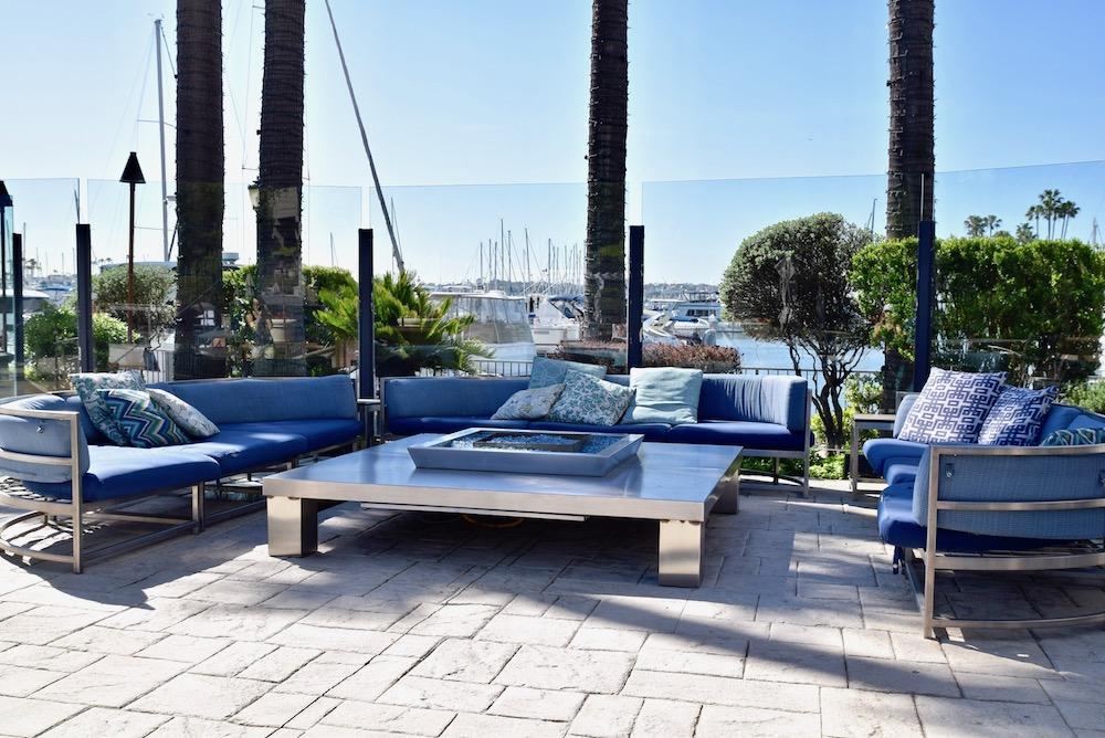 Ritz Carlton Marina del Rey CA patio.jpg