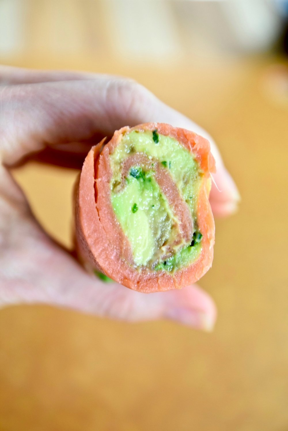 Salmon avocado pesto roll.jpg
