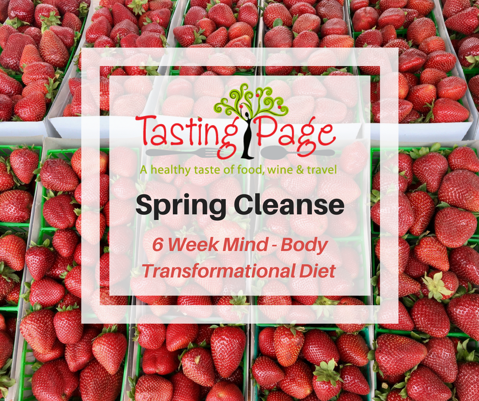 Spring Cleanse Diet Program