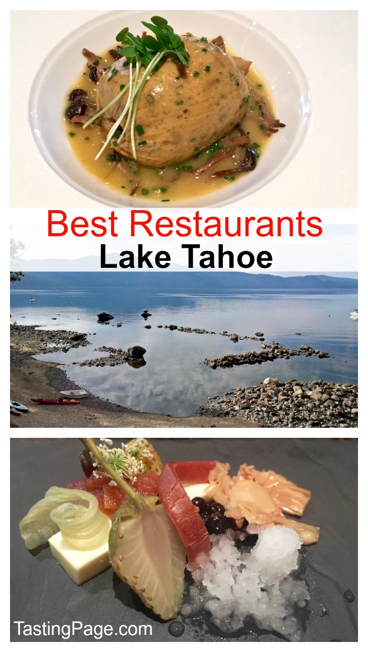 Best Lake Tahoe Restaurants | TastingPage.com