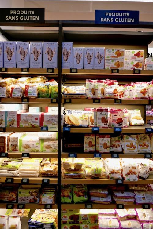 Au Bon Marche gluten free aisle.jpg
