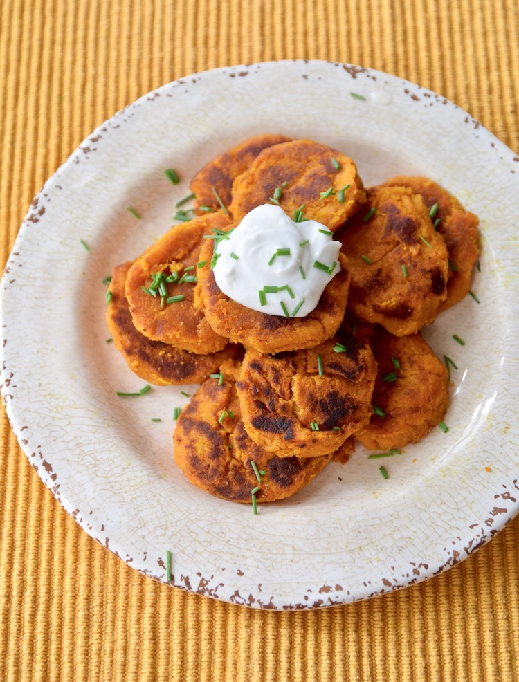 Vegan sweet potato pumpkin fritters.jpg