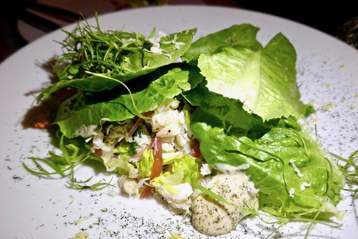 Neighbor Restaurant Venice salad with crab.jpg