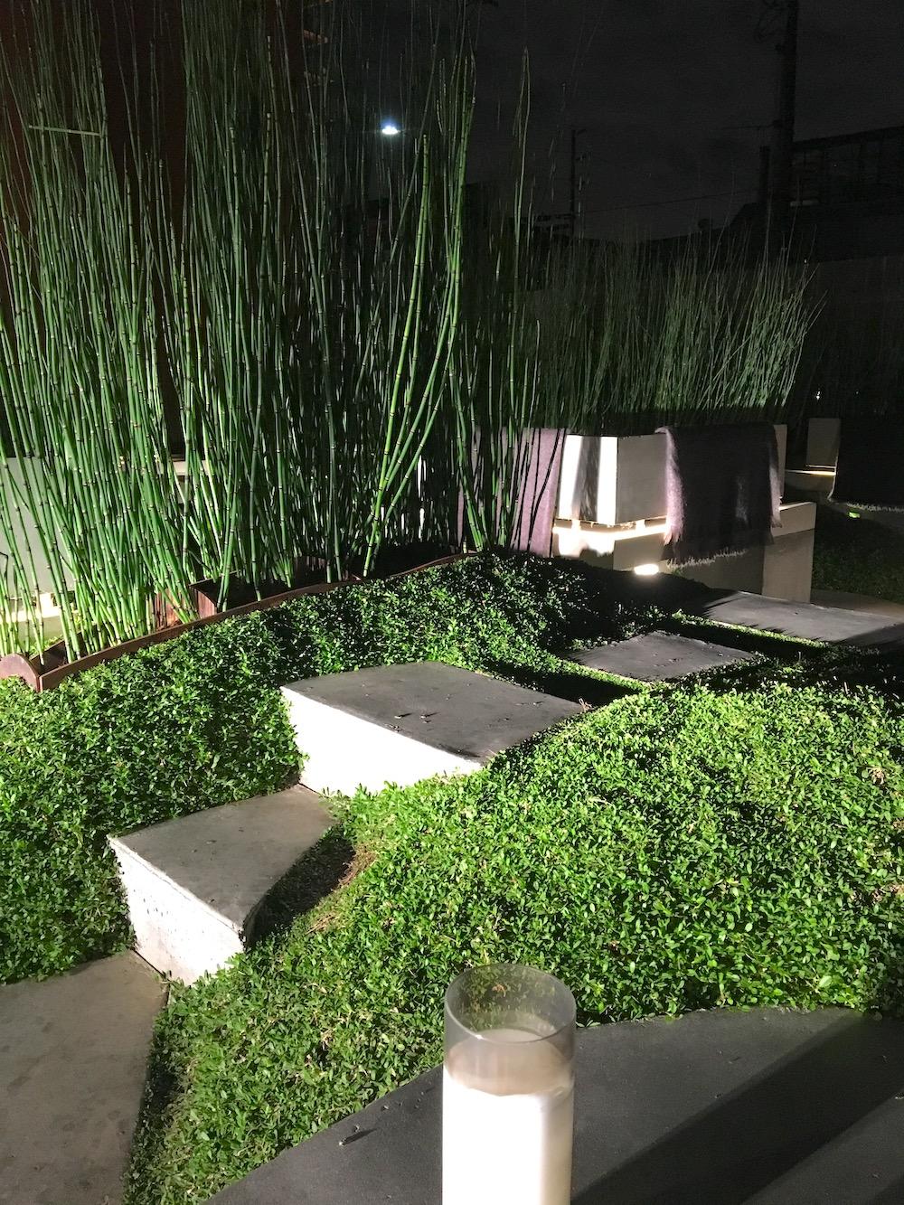 Vespertine Jordan Kahn garden