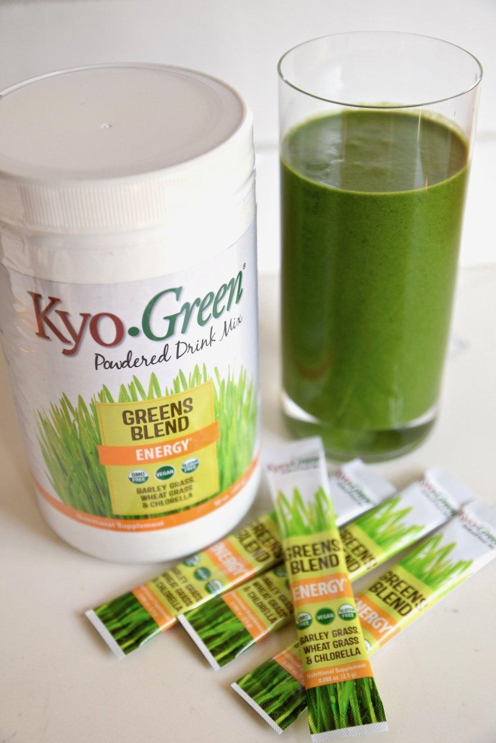 Kyo Green Greens Blend