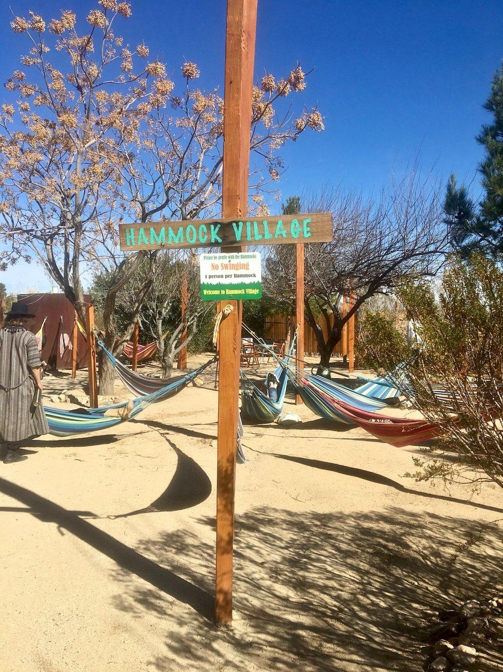 Gravatron hammock village meditation.jpg