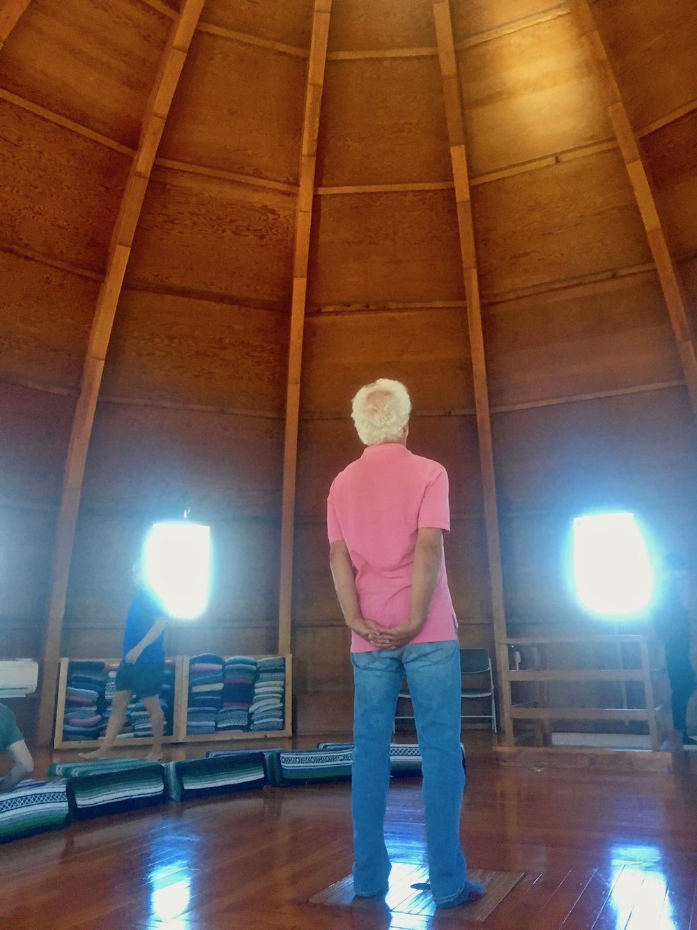 Gravatron sound meditation center