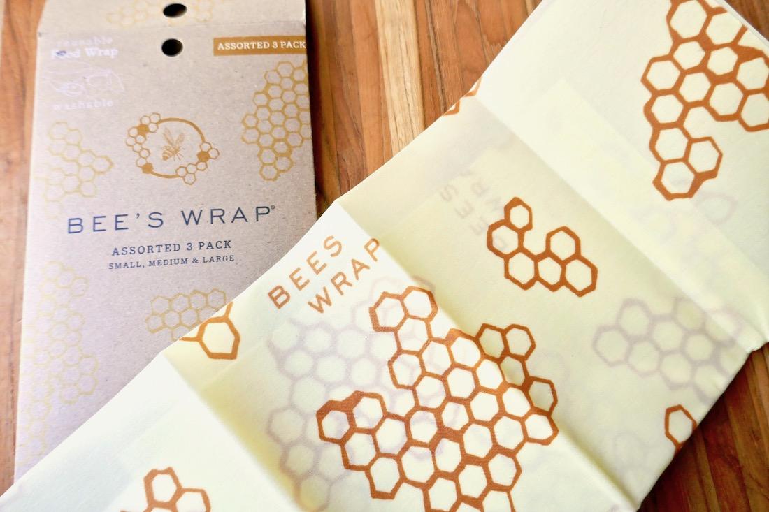 Eco friendly Bee's wrap