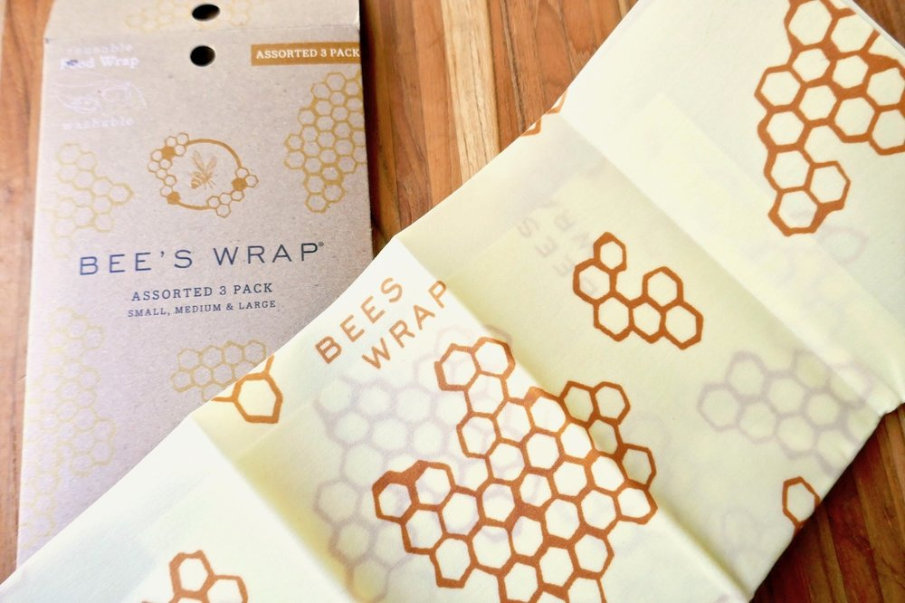 Eco friendly Bee's wrap