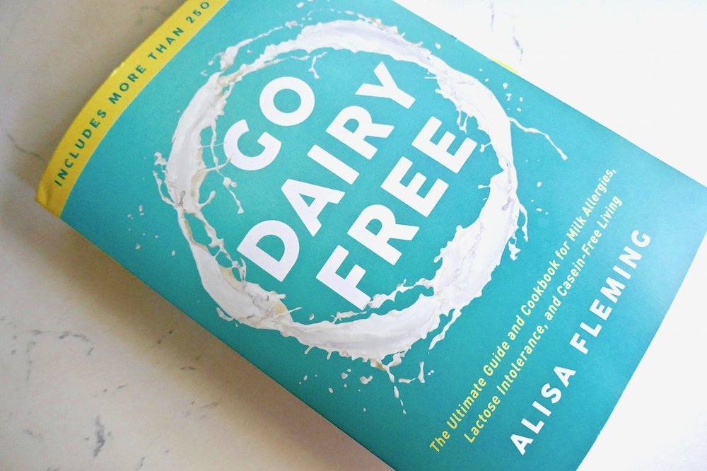 Go Dairy free book